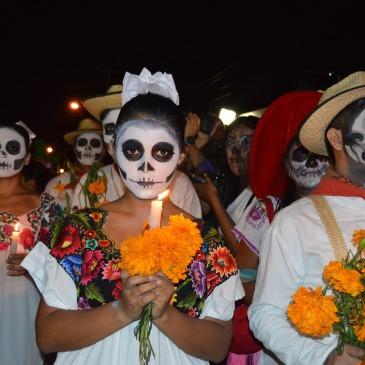 Día de los muertos, México